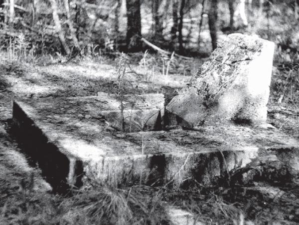 Место подвига рядового А.И.Фанягина, 30 июня 1943 г.
