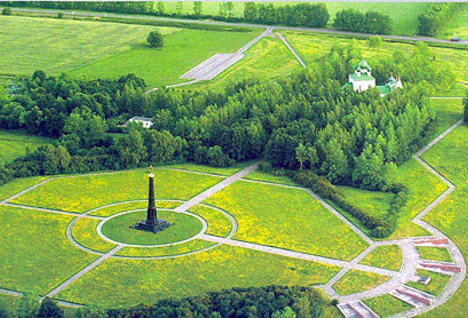 Куликово поле и памятники на нем
