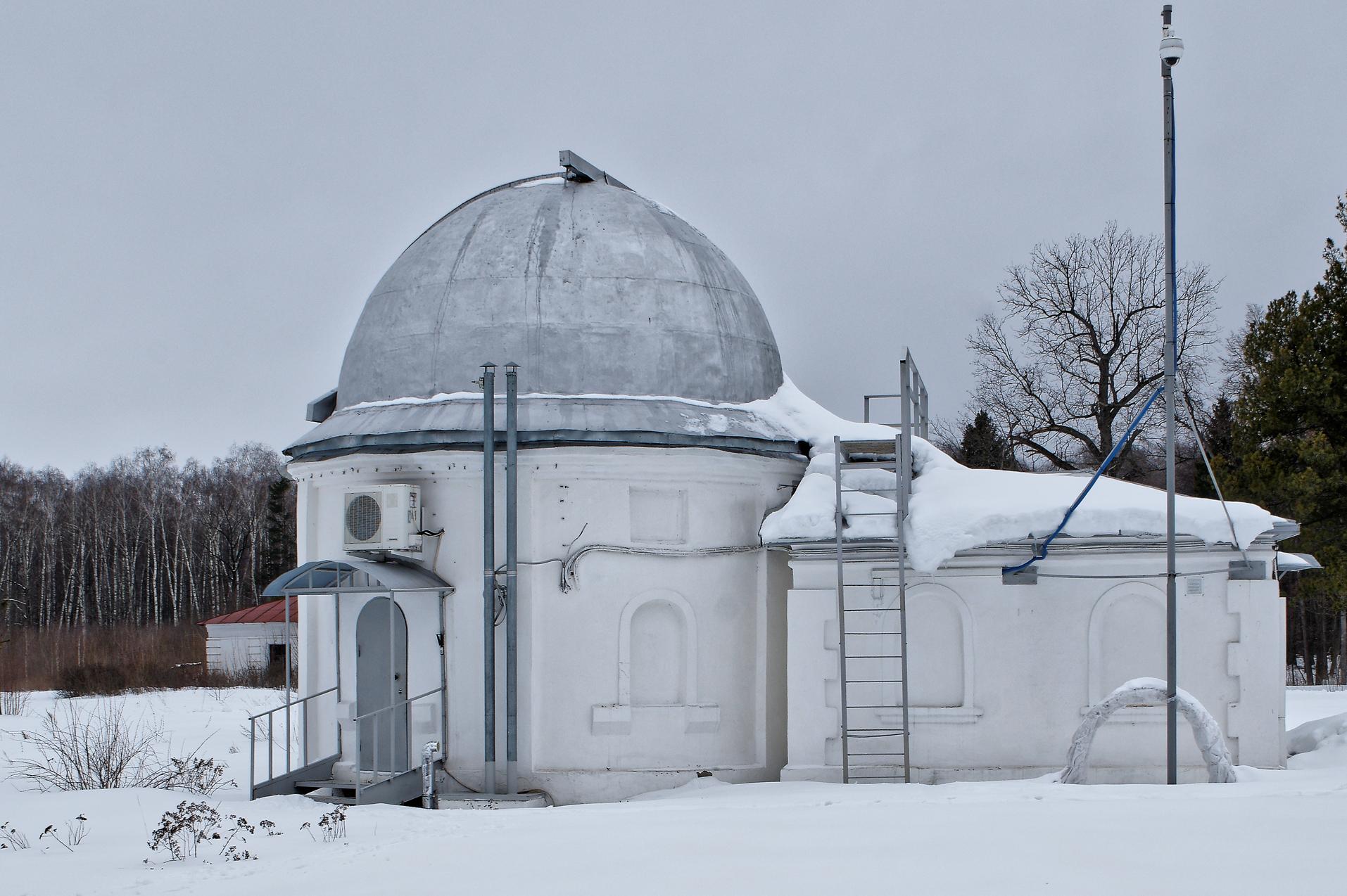 Павильон телескопа АЗТ-14