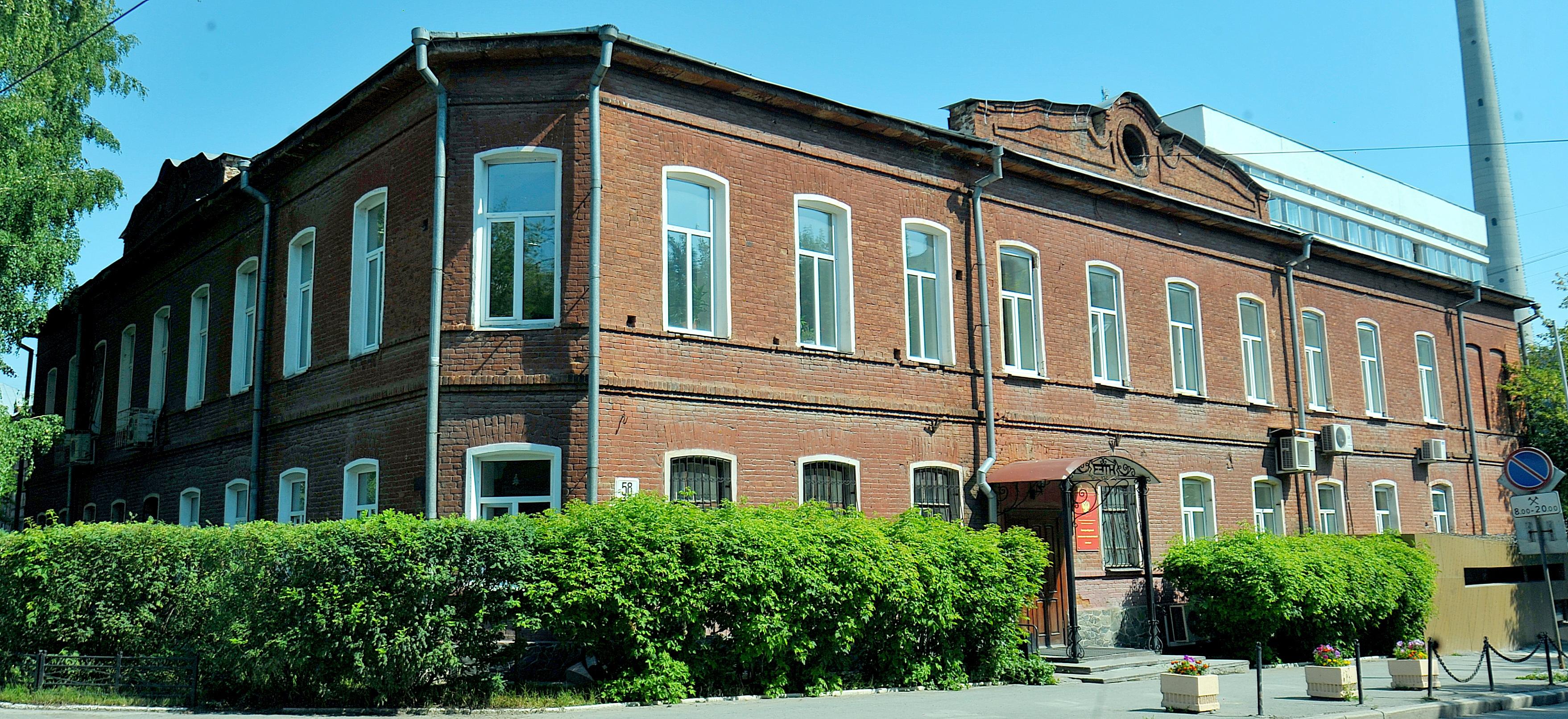 Пансион женского епархиального училища