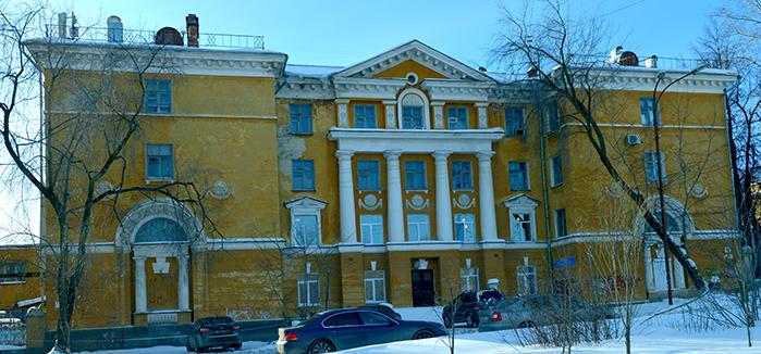 Административно-учебное здание