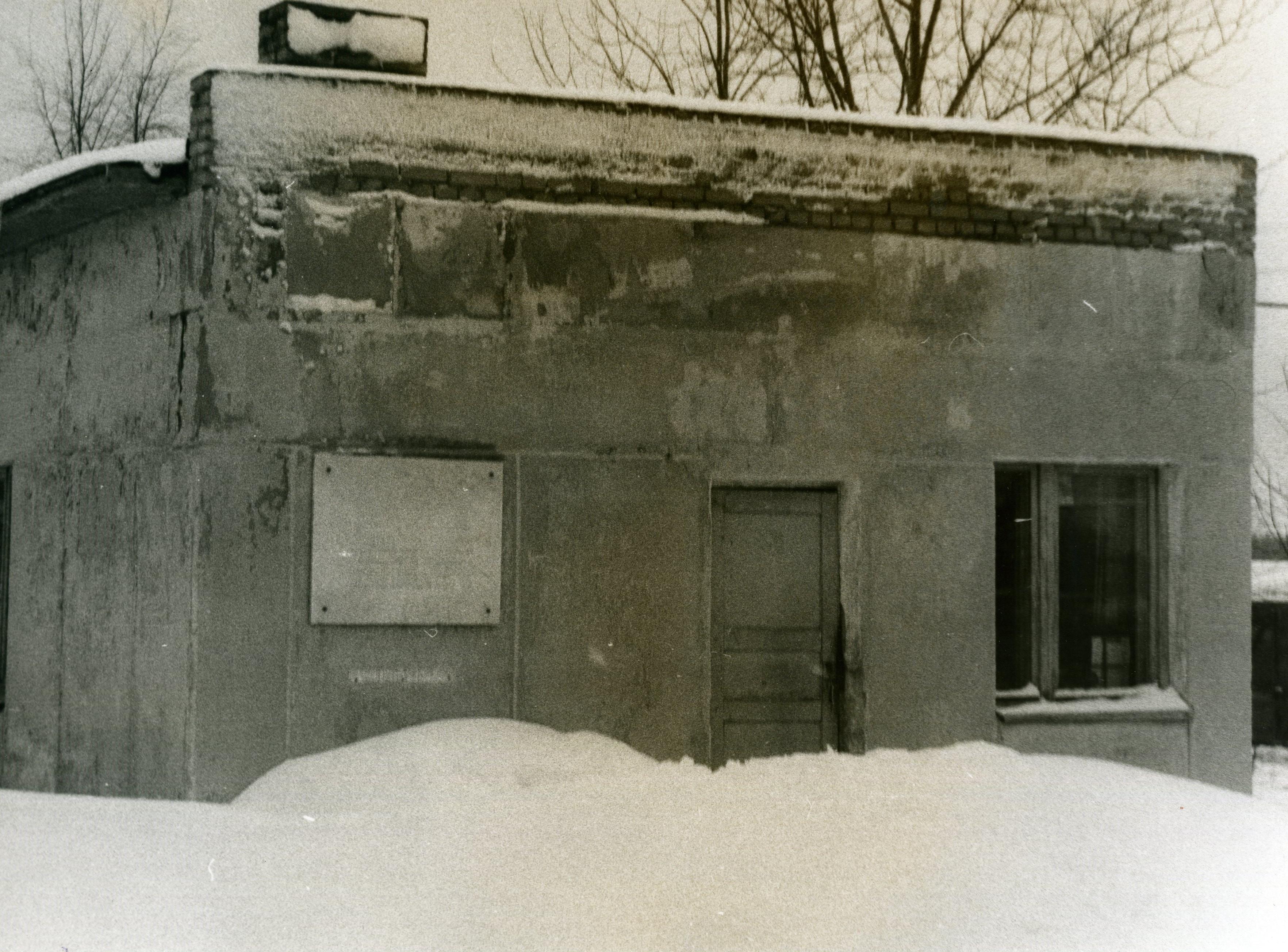 Место гибели революционера В.П.Солунина