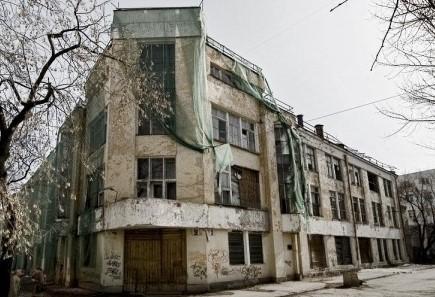 Здание Госстраха