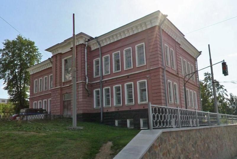 Здание общественное