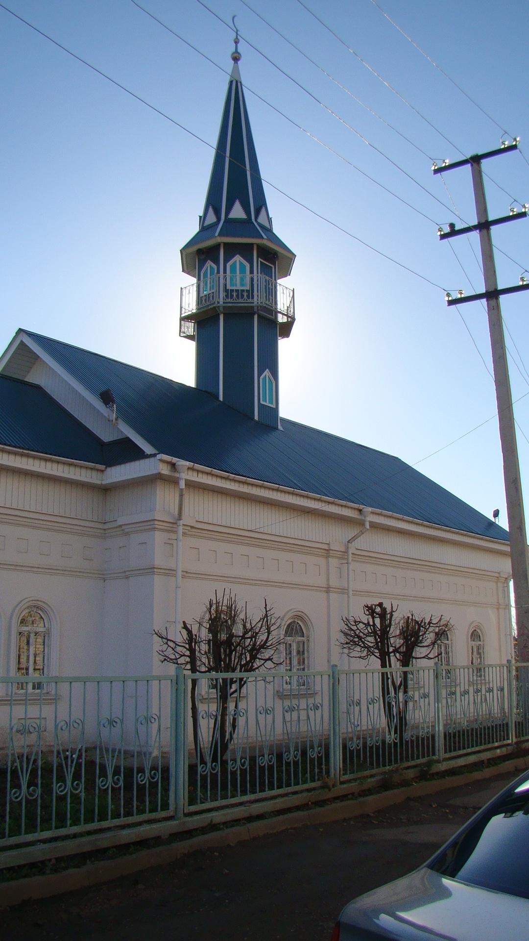 Соборная мечеть, XIX в.