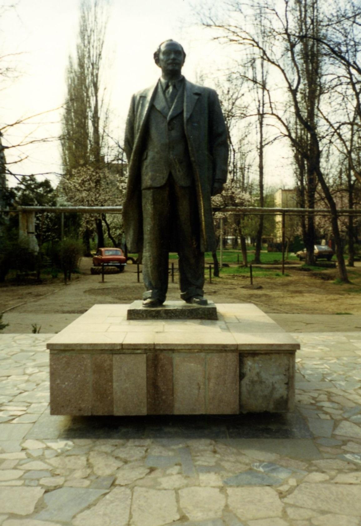 Памятник Г. Димитрову