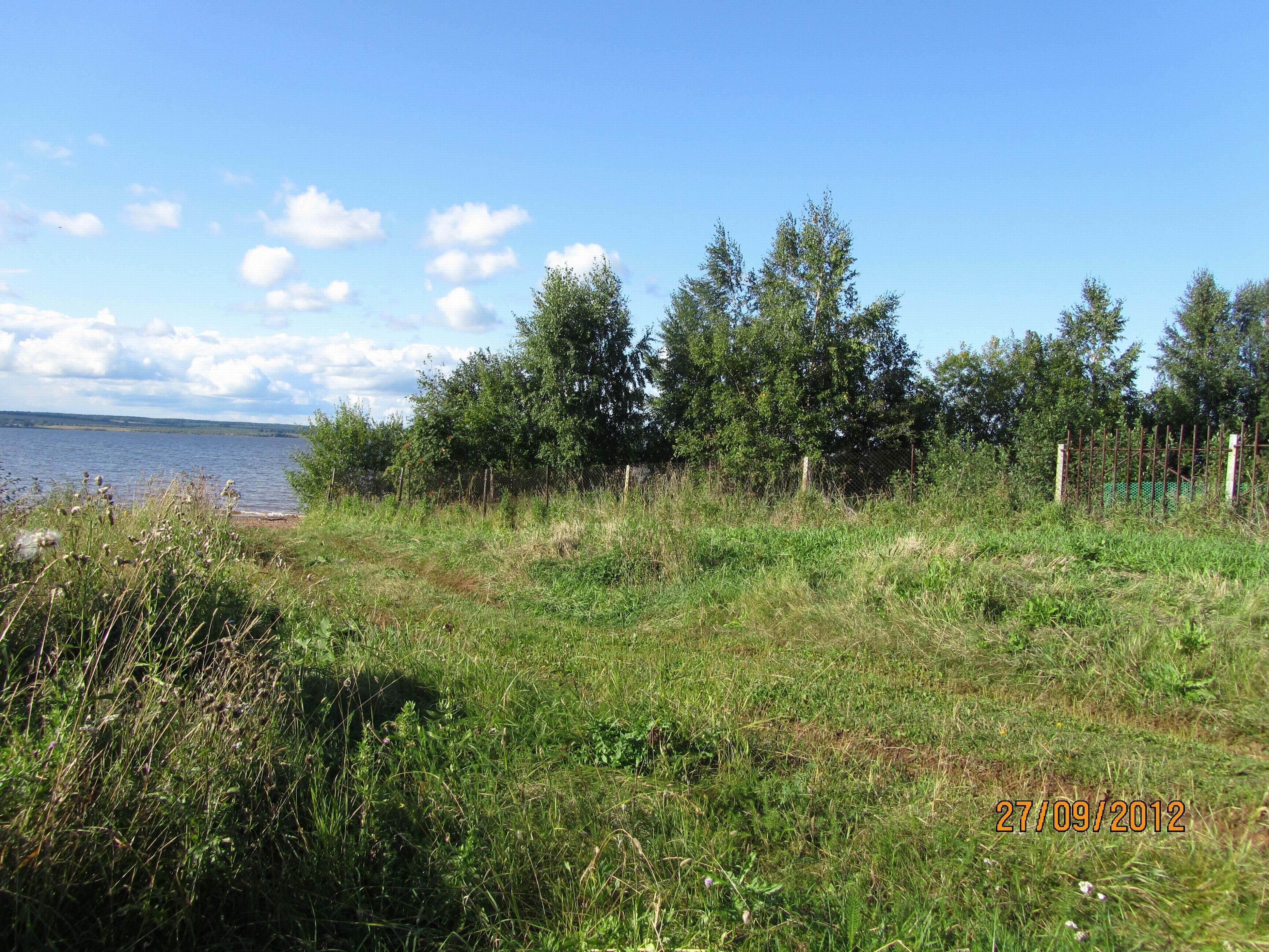 Назаровское I, селище