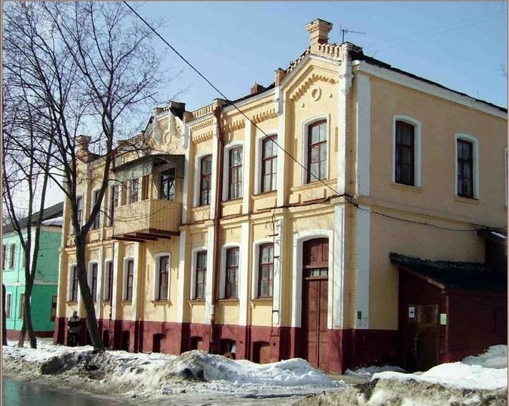 Дом А.В.Переплетенко